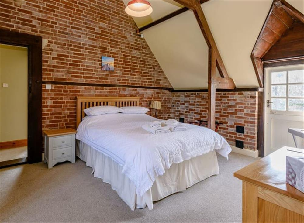 Double bedroom (photo 2) at Castle Lodge in Mettingham, England
