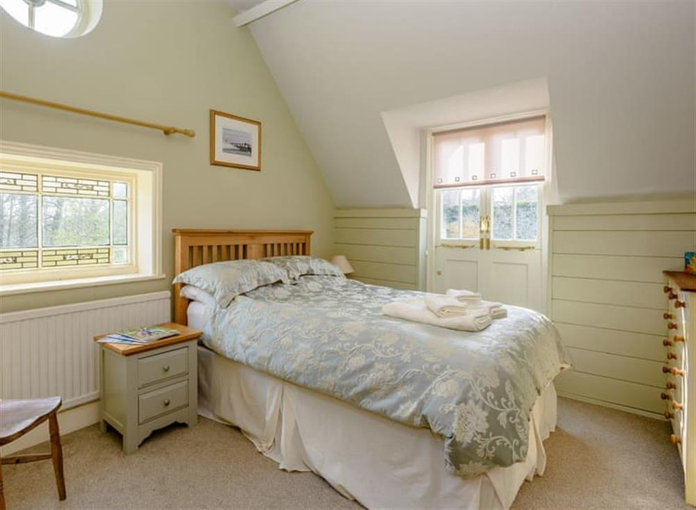 Double bedroom (photo 6) at Castle Lodge in Mettingham, England