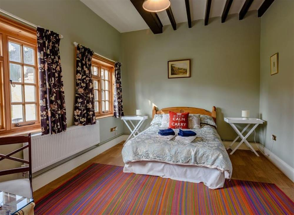 Double bedroom (photo 7) at Castle Lodge in Mettingham, England