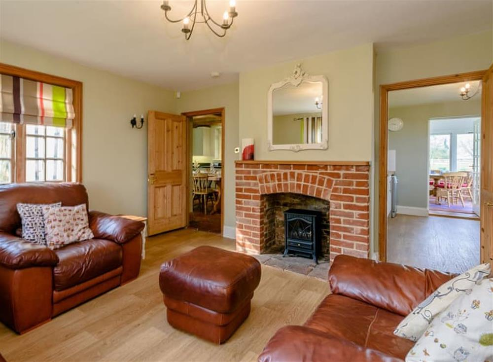 Living room (photo 3) at Castle Lodge in Mettingham, England