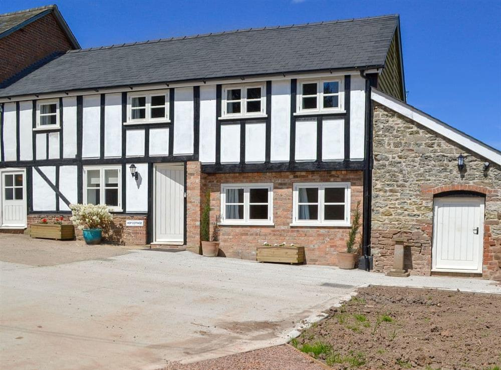 Fantastic holiday home at The Hop Cottage,