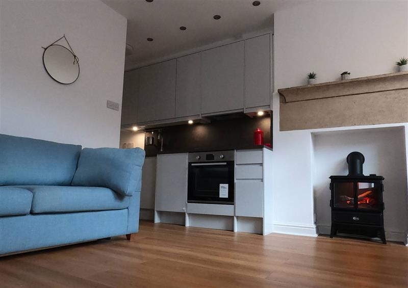 Enjoy the living room at Central Hebden Retreat, Hebden Bridge