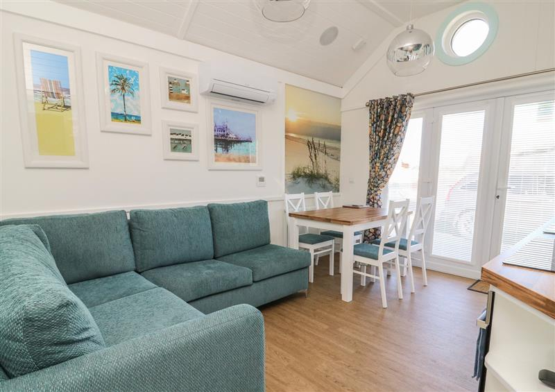 Enjoy the living room at Chalet 279, Wilsthorpe