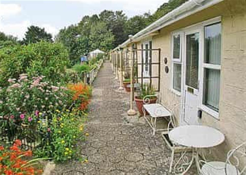 Exterior at Channel View in Niton, near Ventnor, Isle Of Wight