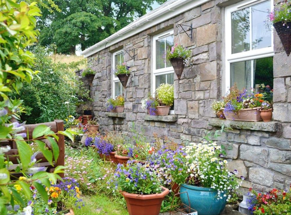 Exterior at Chapel Cottage in Pontsticill, Brecon Beacons, Mid Glamorgan