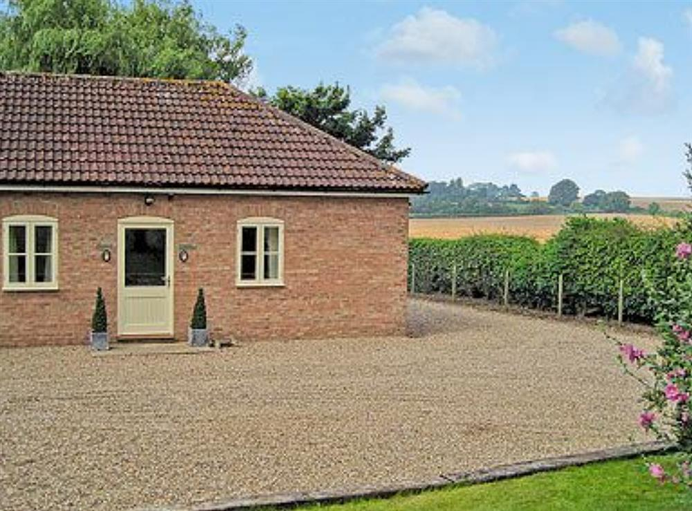 Exterior at Chaplin in Little Tathwell, near Louth, Lincolnshire