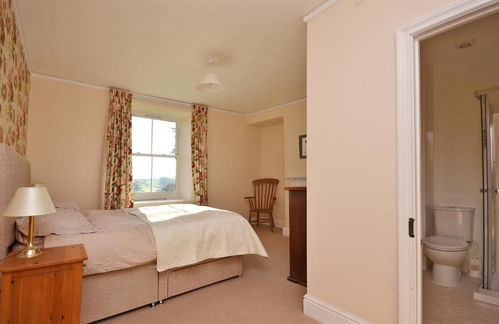 Another view of bedroom 1 at Charford Manor, Diptford