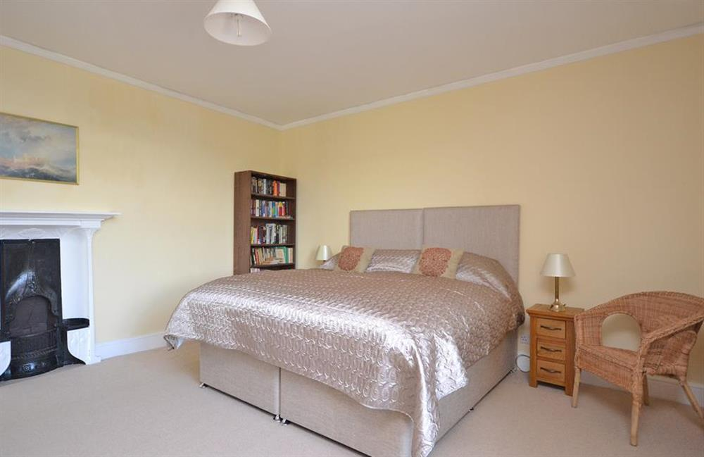Another view of bedroom 2 at Charford Manor, Diptford