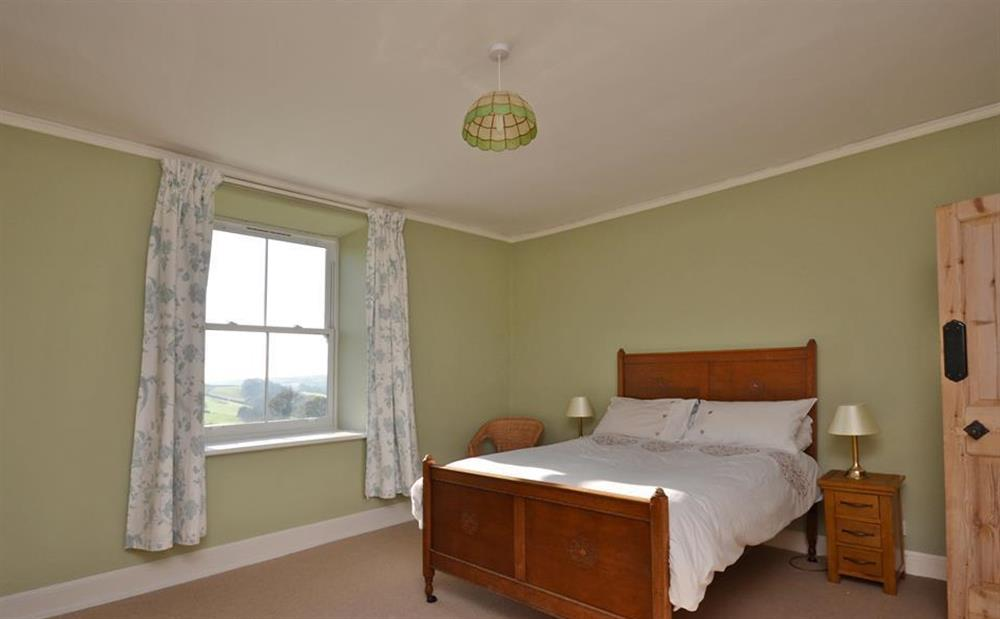 Another view of bedroom 3 at Charford Manor, Diptford