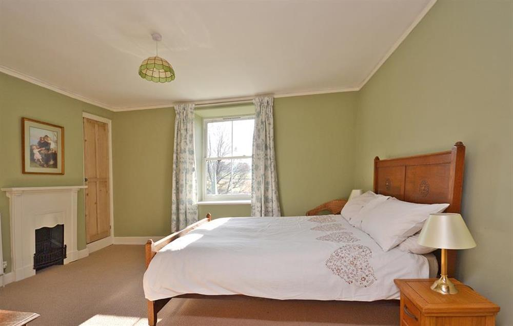 Spacious bedroom 3 at Charford Manor, Diptford