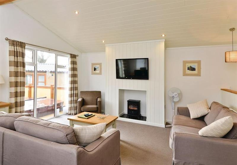 Glastonbury Lodge Premier at Cheddar Woods in , Somerset