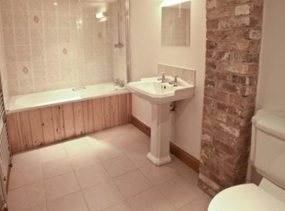 Bathroom at The Old Cattle Stall,