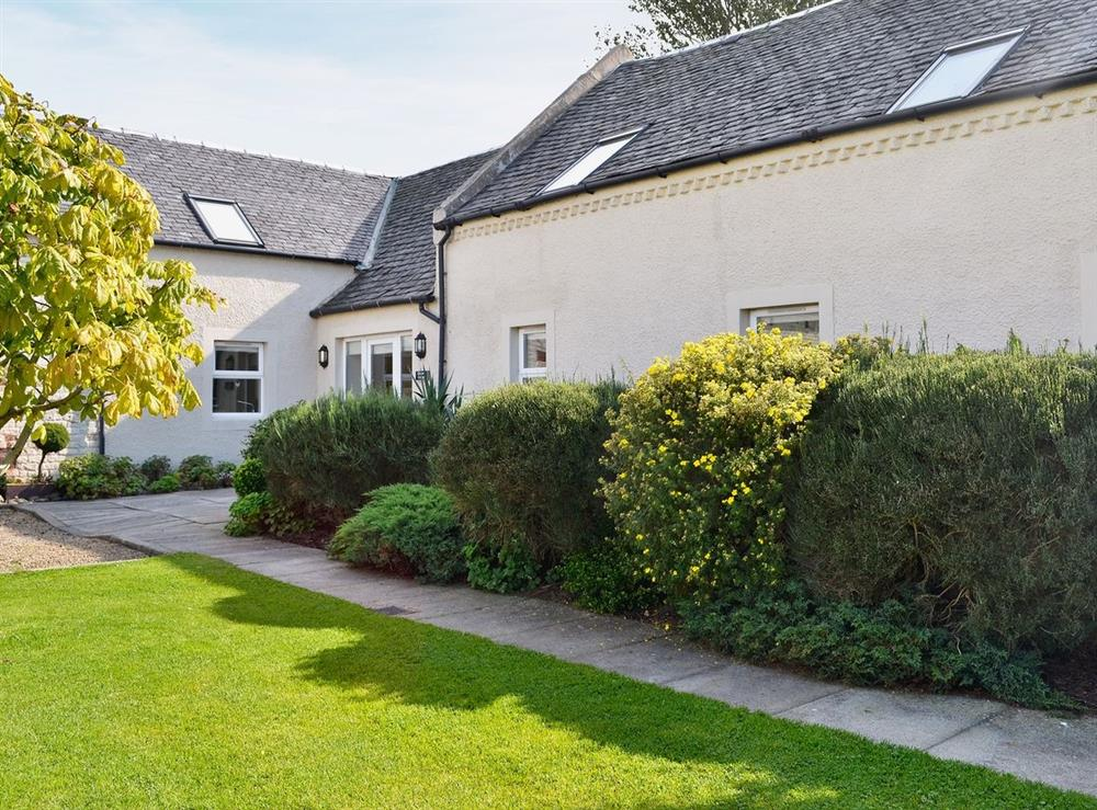 Exterior at Chestnut Cottage in Prestwick, Ayrshire