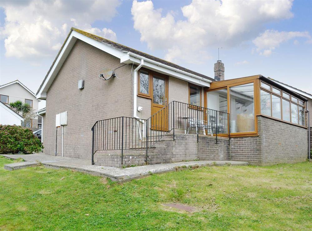 Well-appointed detached bungalow at Chez Nous in Brixham, Devon, England