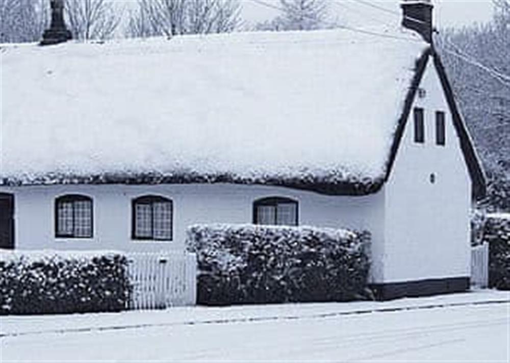 Exterior at Childe of Hale Cottage in Hale Village, Merseyside