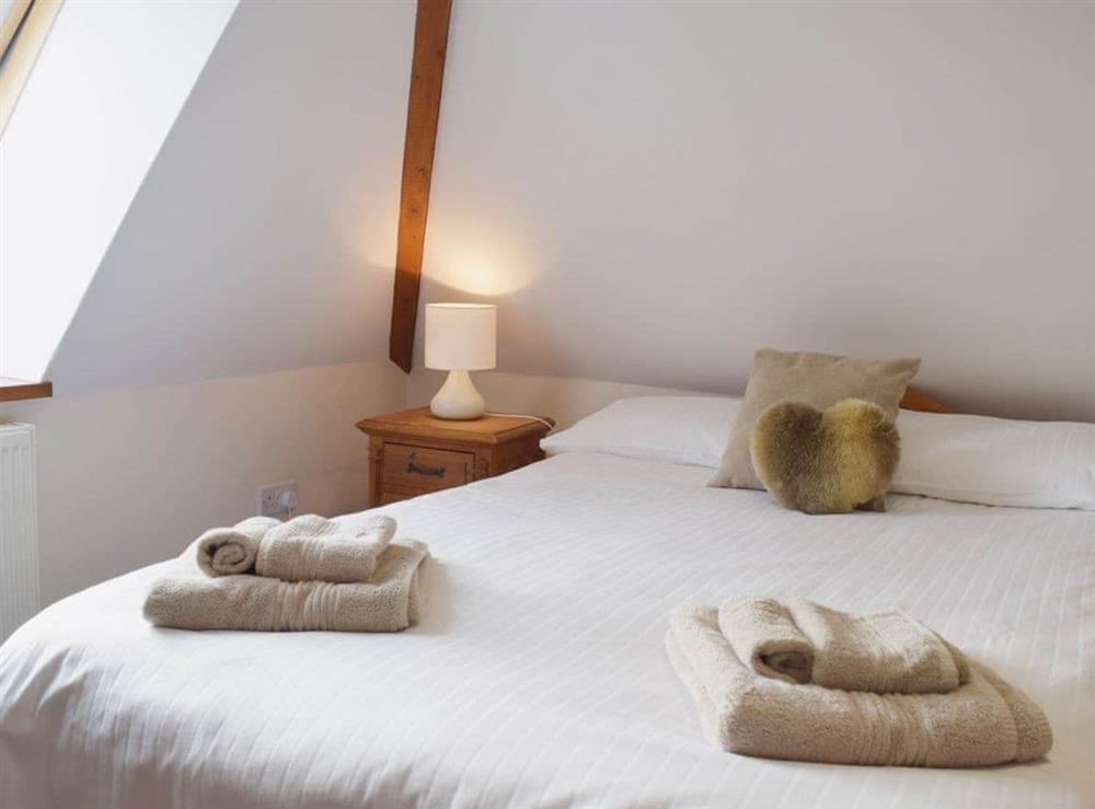 Double bedroom at Chive in Great Yarmouth, Norfolk