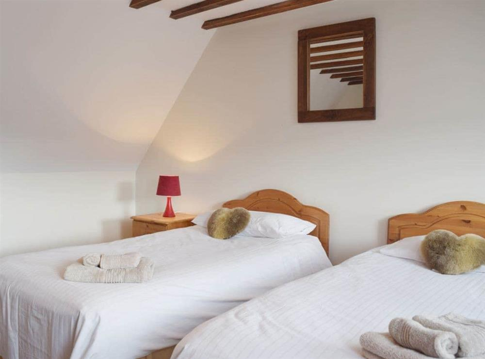Twin bedroom at Chive in Great Yarmouth, Norfolk