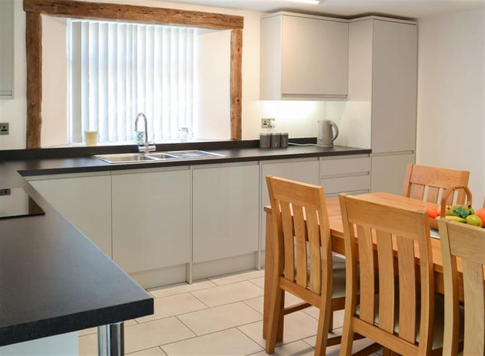 Well appointed kitchen/diner at Christine Cottage in Flamborough, North Humberside