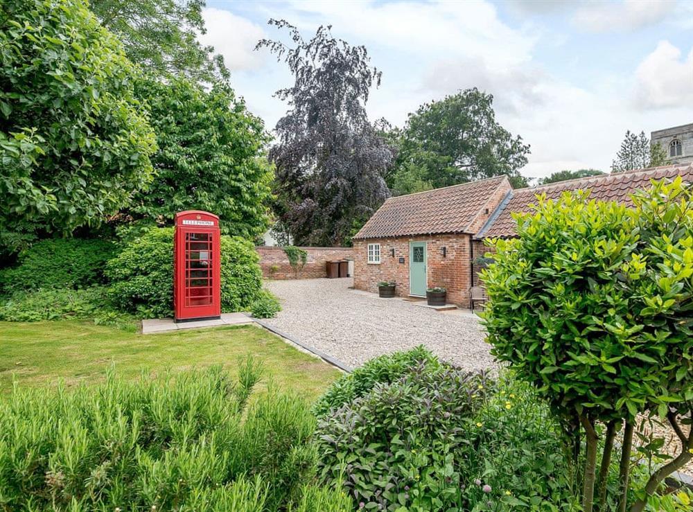 Exterior at Church Corner Cottage in Normanton on Trent, near Newark, Nottinghamshire