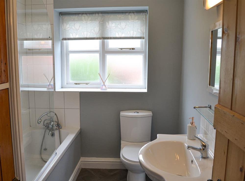 Bathroom at Church Farm House in Sea Palling, near Stalham, Norfolk