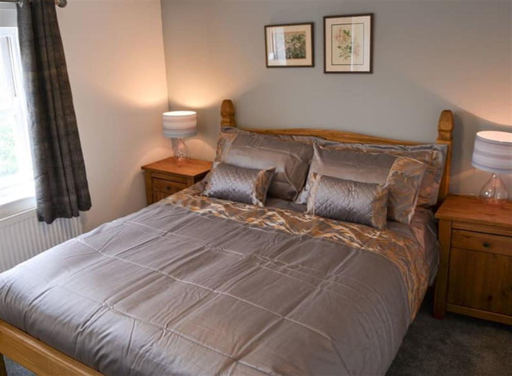 Double bedroom at Church Farm House in Sea Palling, near Stalham, Norfolk