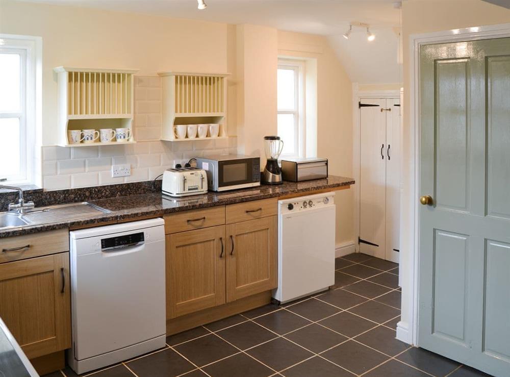 Kitchen at Church Farm House in Sea Palling, near Stalham, Norfolk