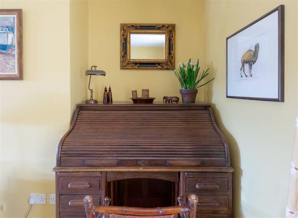 Heritage furnishings throughout