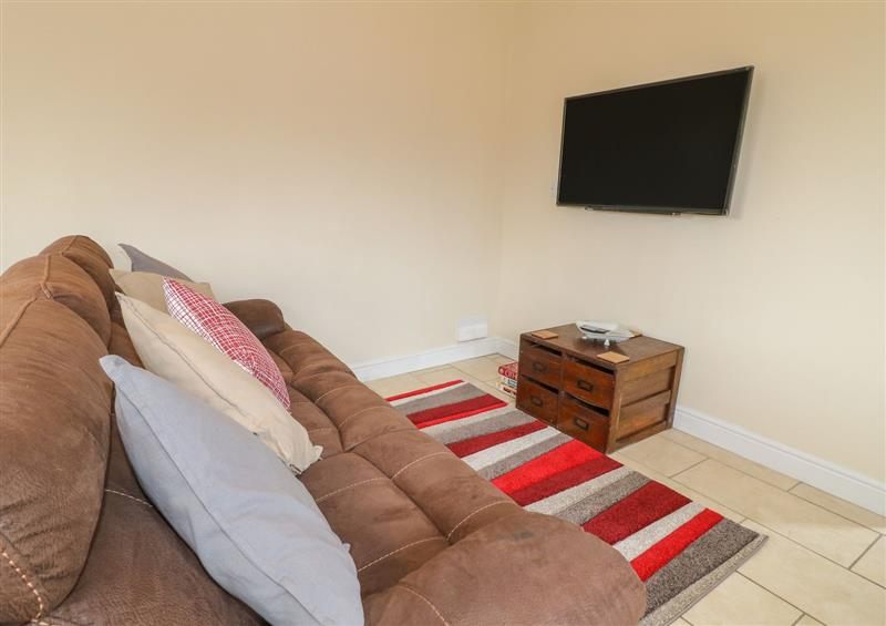One of the bedrooms at Church View Cottage, Abbots Bromley near Rugeley