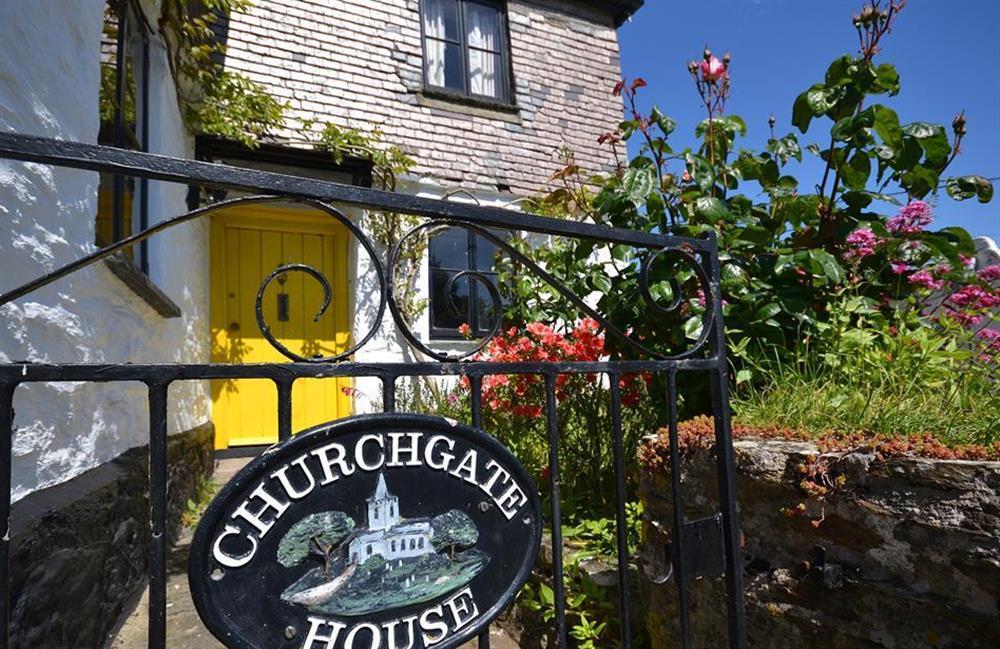 Churchgate House at Churchgate House, Blackawton