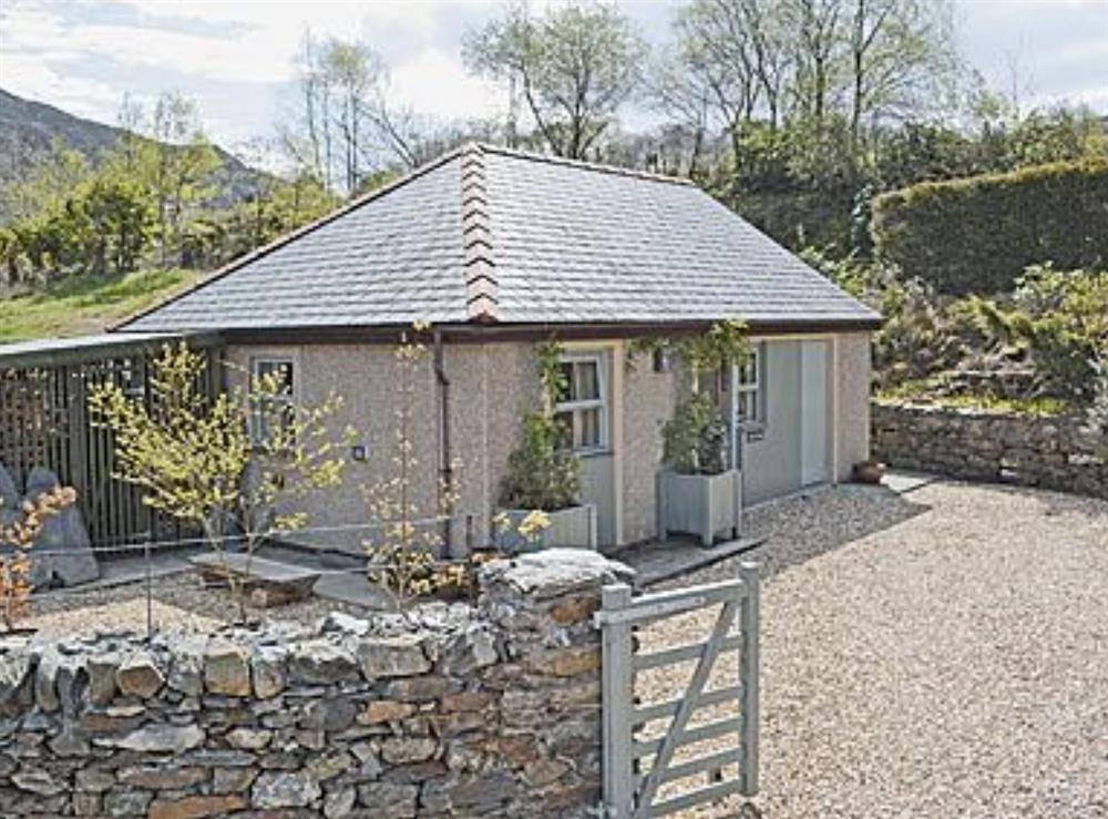 Exterior at Cil Y Felin in Beddgelert, near Caernarfon, Gwynedd