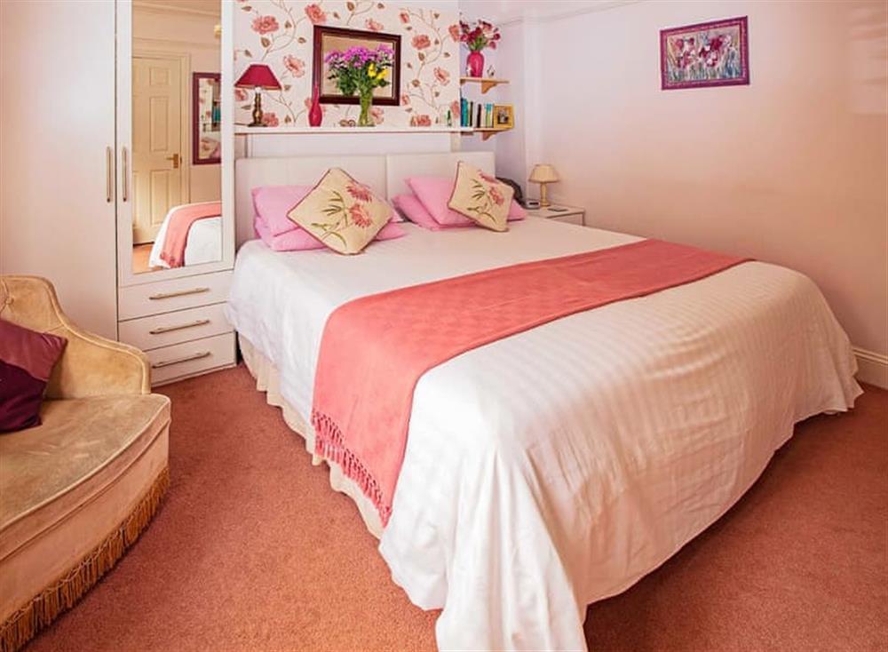 Bedroom at Cladda House in Dartmouth, Devon