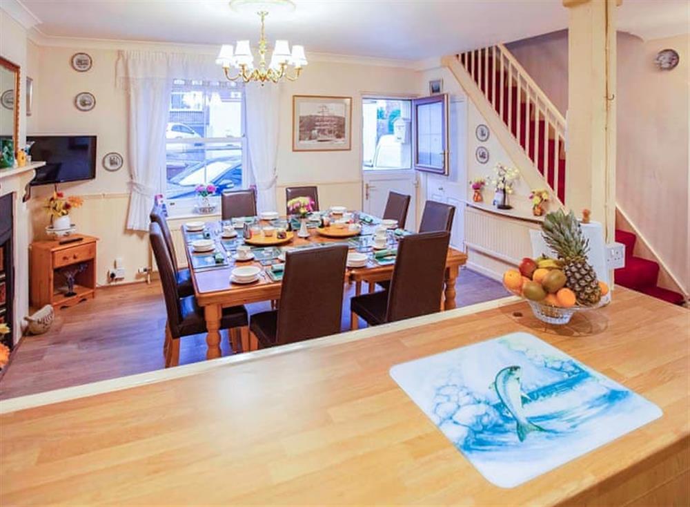 Kitchen/diner (photo 3) at Cladda House in Dartmouth, Devon
