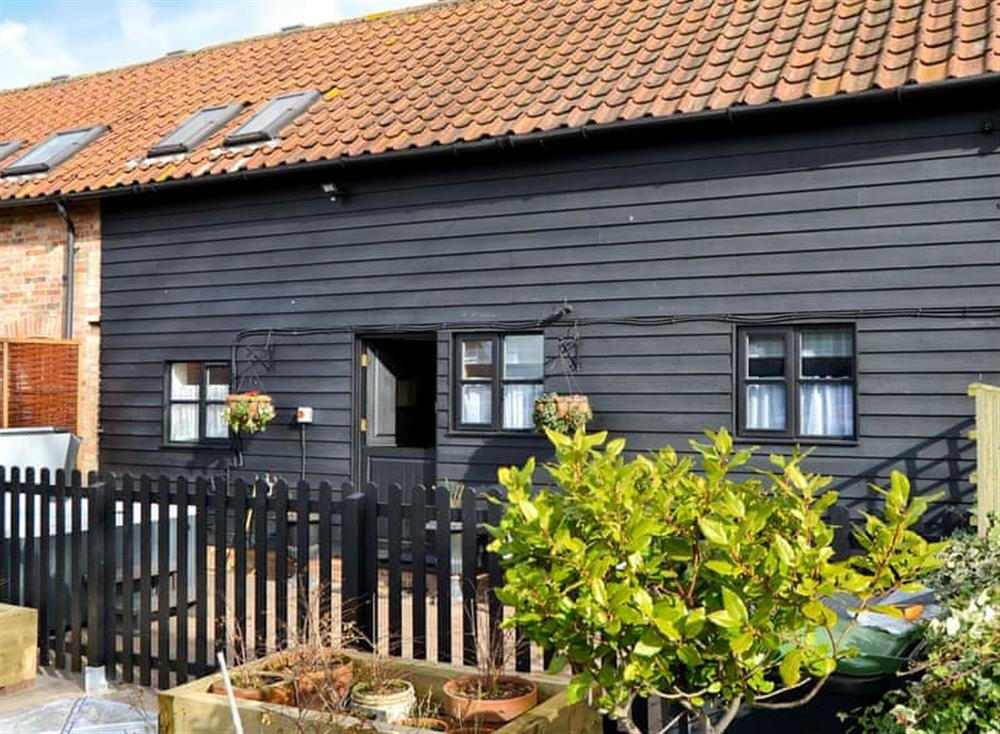 Lovely semi-detached barn conversion at Clamp Farm Barn 2 in Stowmarket, Suffolk