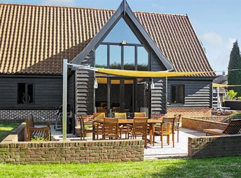 Exterior at Clamp Farm Barn in Creeting St Peter, near Stowmarket, Suffolk