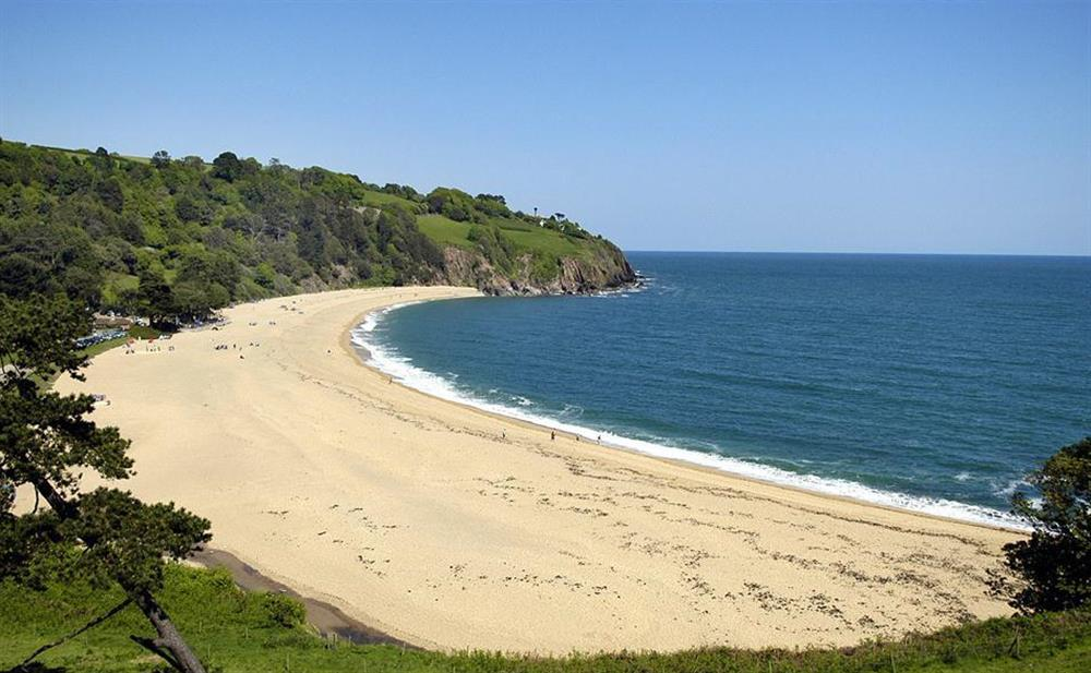 Blackpool Sands at Clarence Cottage, Stoke Fleming