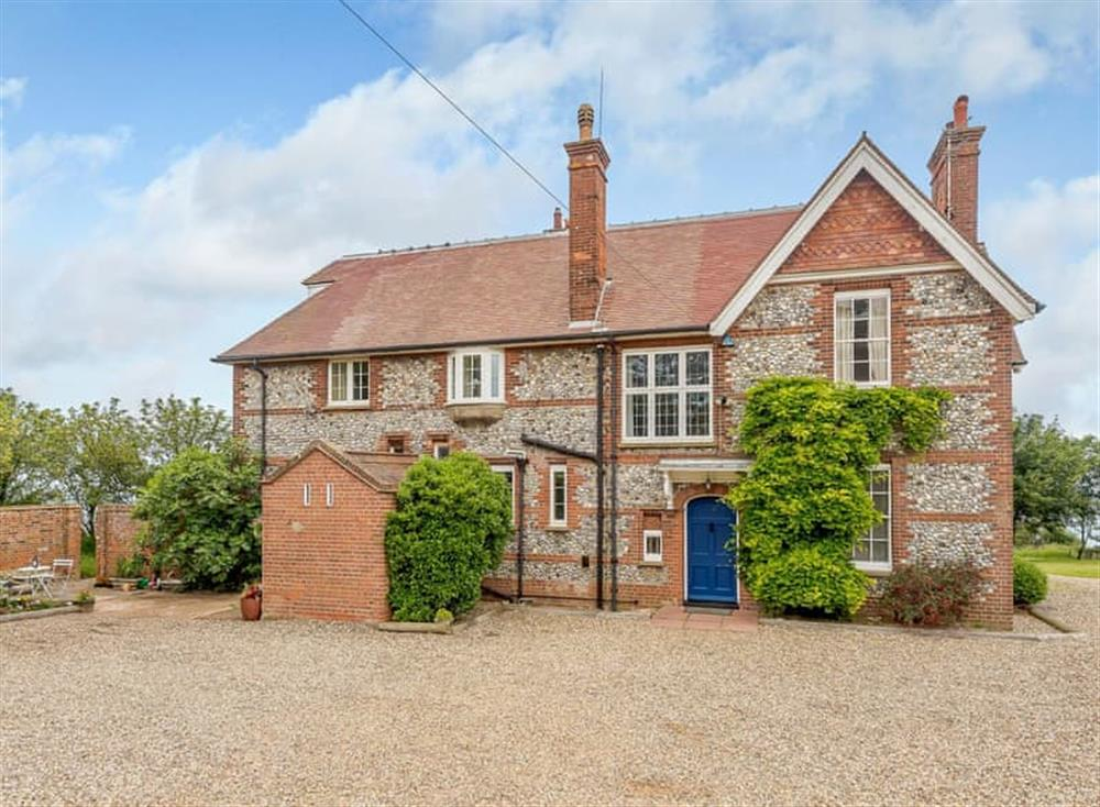 Wonderful detached property at Cliff House in Trimingham, near Cromer, Norfolk