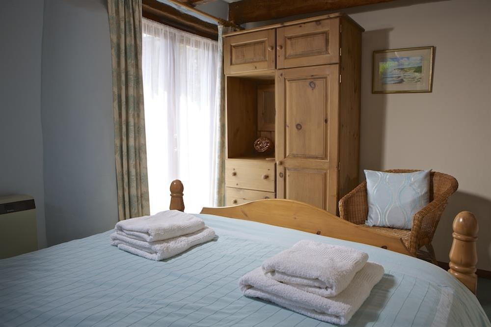 Second bedroom with double bed (photo 2) at Clover in Blackawton, Dartmouth