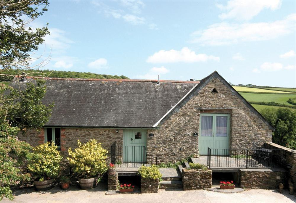 The Lower Court Barns, (Clover - left) at Clover in Blackawton, Dartmouth