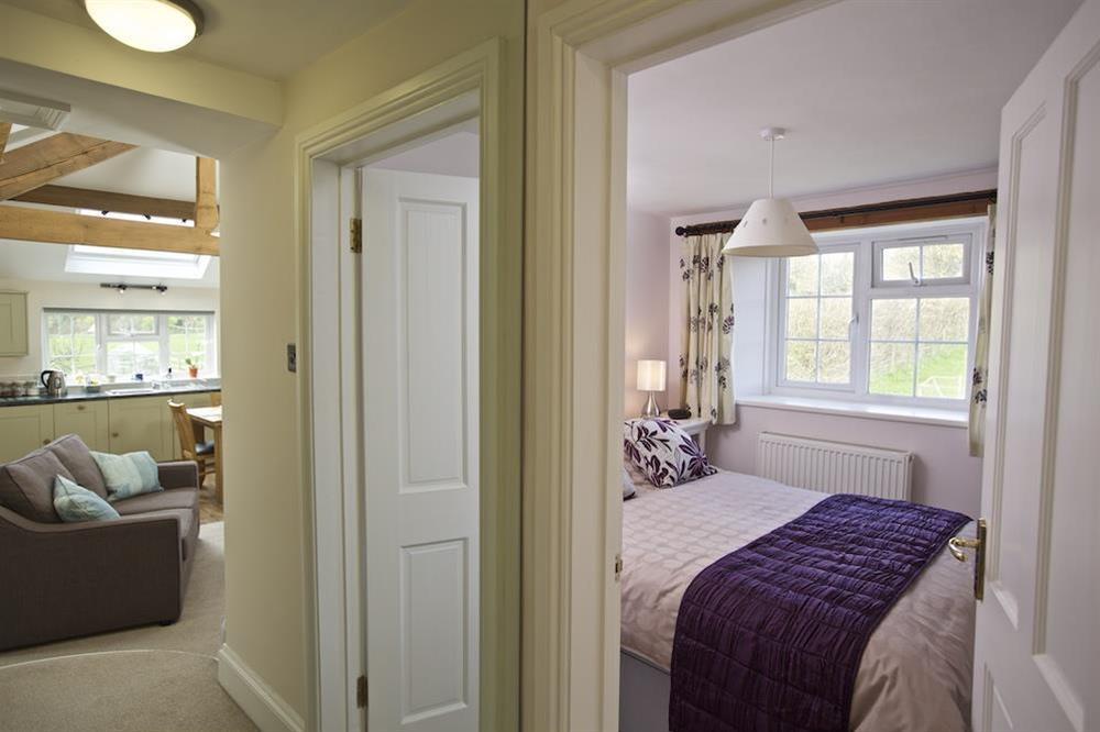 Double bedroom at Cloverwell in , Nr Kingsbridge