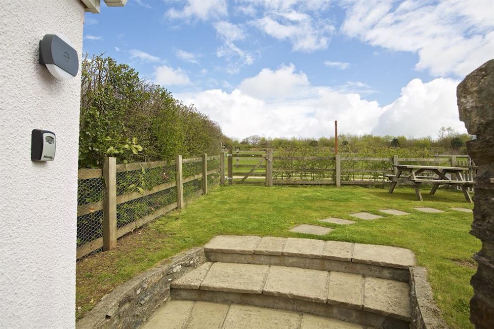 Garden at Cloverwell in , Nr Kingsbridge