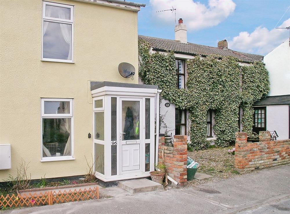 Exterior at Coastline Cottage in Pakefield, near Lowestoft, Suffolk