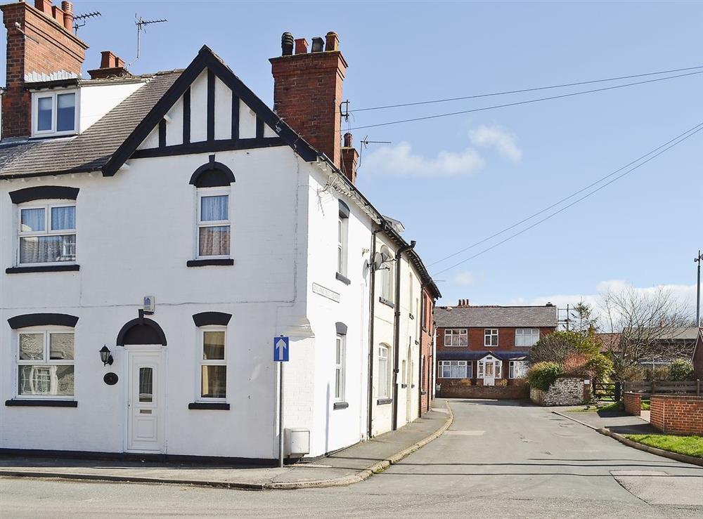 Exterior at Coble Cottage in Flamborough, North Humberside