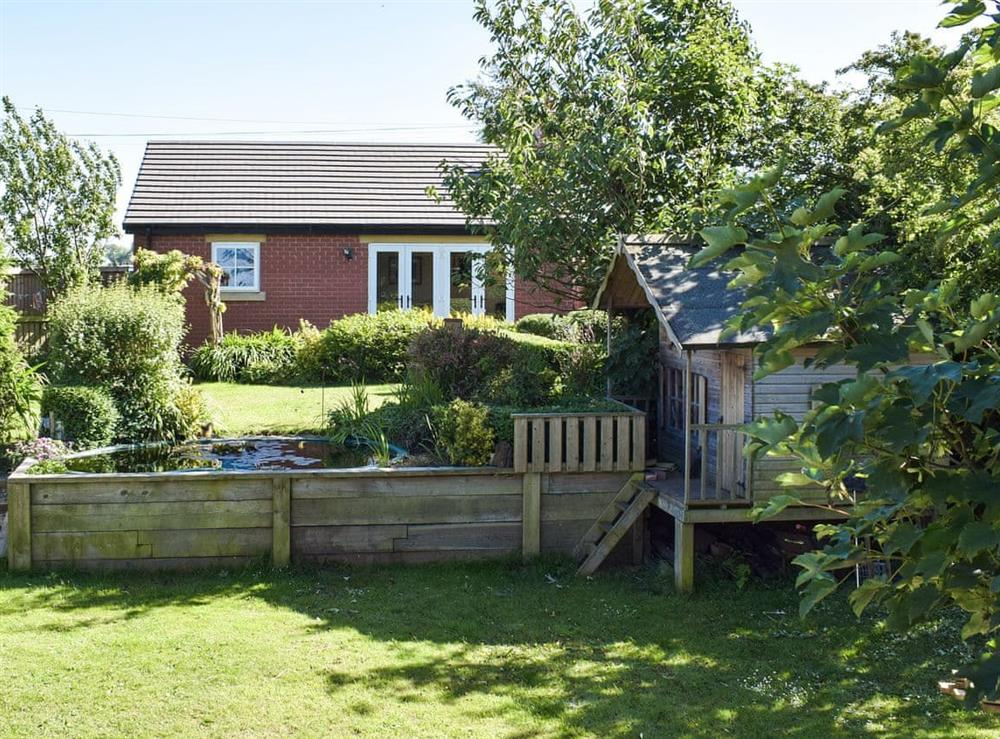 Lovely, single-storey, detached cottage at Cogiehill Cottage in Winmarleigh, near Garstang, Lancashire