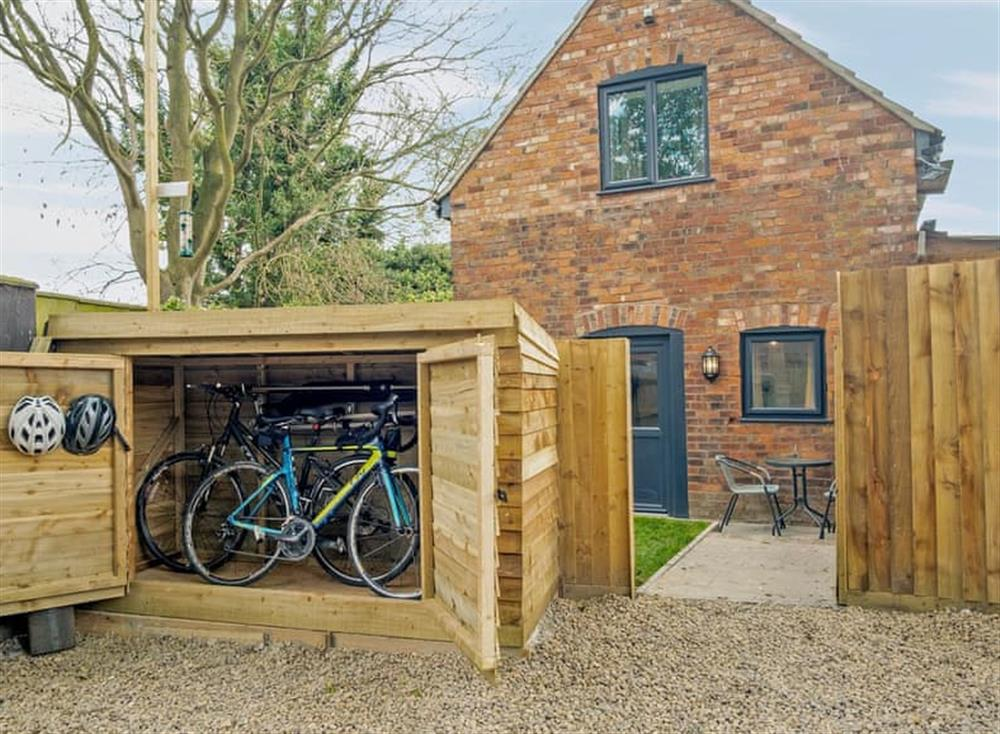 Lovely barn conversion at Coley Cottage in Wainfleet, near Skegness, Lincolnshire