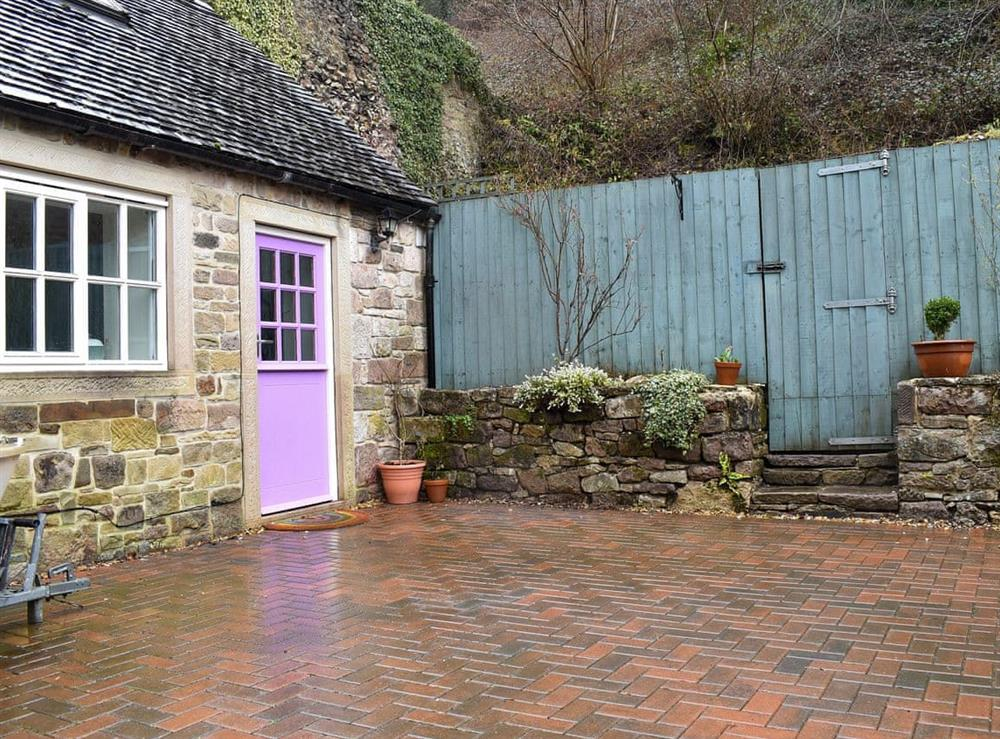 Exterior at Colour Mill Cottage in Bonsall, near Matlock, Derbyshire
