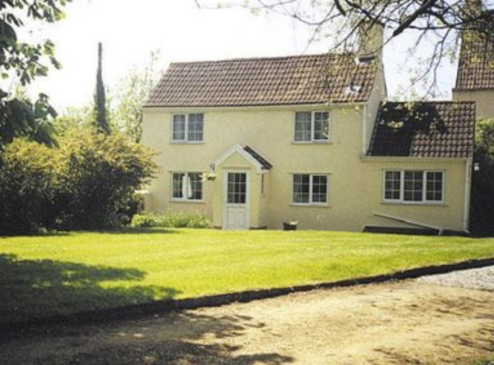Photo 1 at Commonwealth Cottage in Iron Acton, near Bristol, Avon