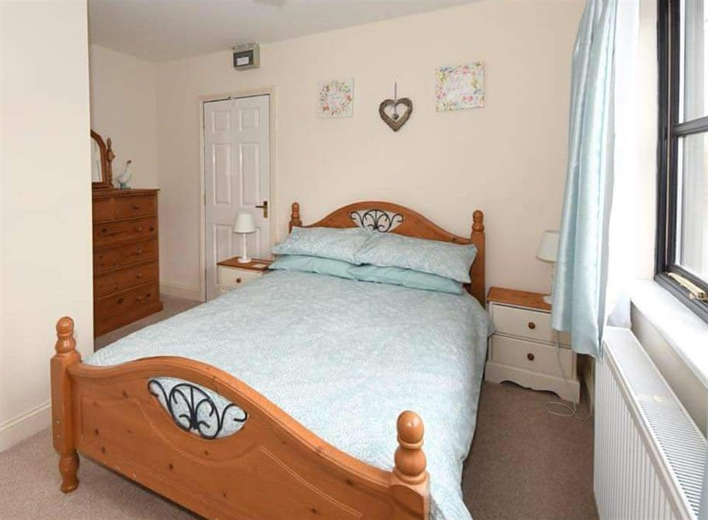 Double bedroom at Converted Stable No 1 in Great Sampford, Essex