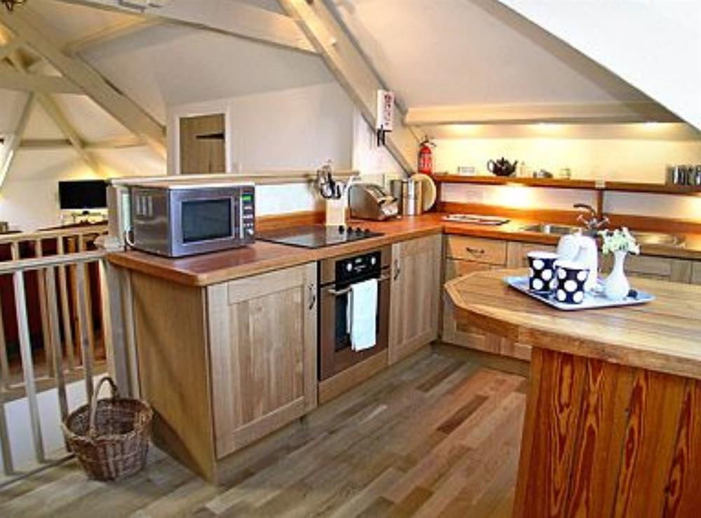 Photo 9 at Coombery Loft in Bow Creek, Nr Totnes, South Devon., Great Britain