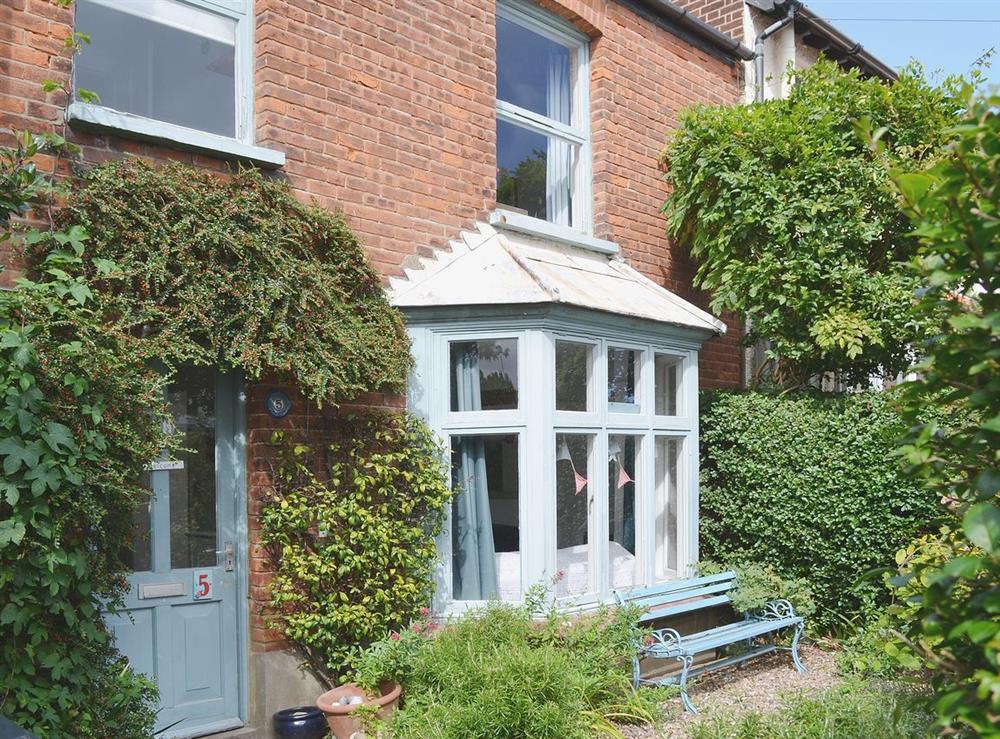 Exterior at Coopers Retreat in Sheringham, Norfolk