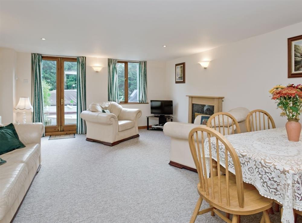 Open plan living/dining room/kitchen at Coot in Wayford Bridge, near Stalham, Norfolk